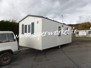 supermarket caravane mobil home neuf burstner 630 2 chambres fin de s rie usine a saisir. Black Bedroom Furniture Sets. Home Design Ideas