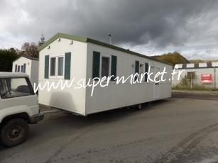 supermarket caravane mobil home neuf burstner 830 2 chambres fin de s rie usine 1 seul a saisir. Black Bedroom Furniture Sets. Home Design Ideas