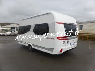 supermarket caravane caravane occasion hobby premium 440 sfr lit fait motoris e ref 1524. Black Bedroom Furniture Sets. Home Design Ideas